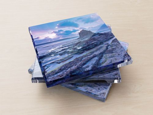 Broad Haven South, St Bride's Bay, Pembrokeshire - Glass Coasters